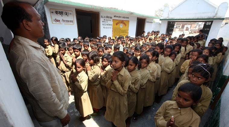 uttar pradesh, up school, akhilesh government, right to education, rte act, up rte act, up ews provision, allahabad high ews provision, up ews implementation, education news, uttar pradesh news, latest news