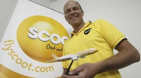 Transit passengers to form major chunk of Scoot flyers from Jaipur,Amritsar