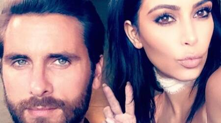 Scott Disick celebrates 33rd birthday with the Kardashian clan