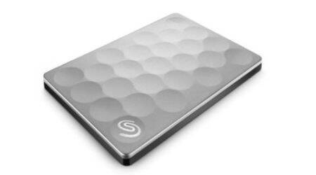 Seagate Backup Plus Ultra Slim hard drive launched starting at Rs 5,699 for 1TB