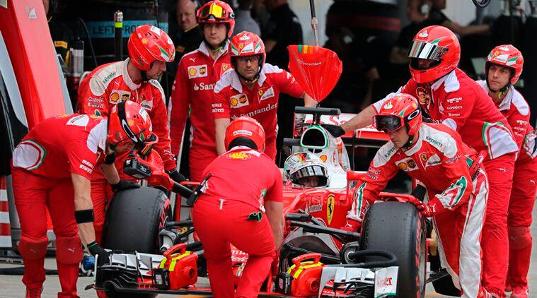 Spanish Grand Prix, Spanish Grand Prix news, Spanish GP, Spanish GP updates, Sebastian Vettel, Kimi Raikkonen, Lewis Hamilton, Nico Rosberg, sports news, sports