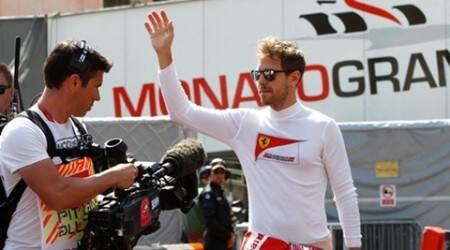 Monaco GP: Sebastian Vettel fastest in final practice