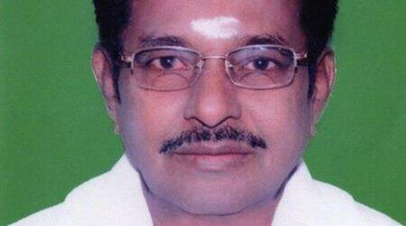 Elected TN assembly leader dies hours before taking oath