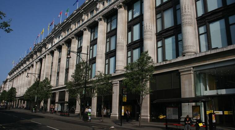 The water bar will open at Selfridges, in London, later this year. (Photo: Wikimedia Commons)