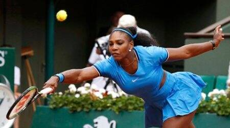 Serena survives Mladenovic test in French Open