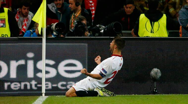 Live Football score, Barcelona vs Sevilla, Copa del Rey: Sevilla beat Liverpool 3-1 in Basel for third straight Europa League crown. (Source: Reuters)