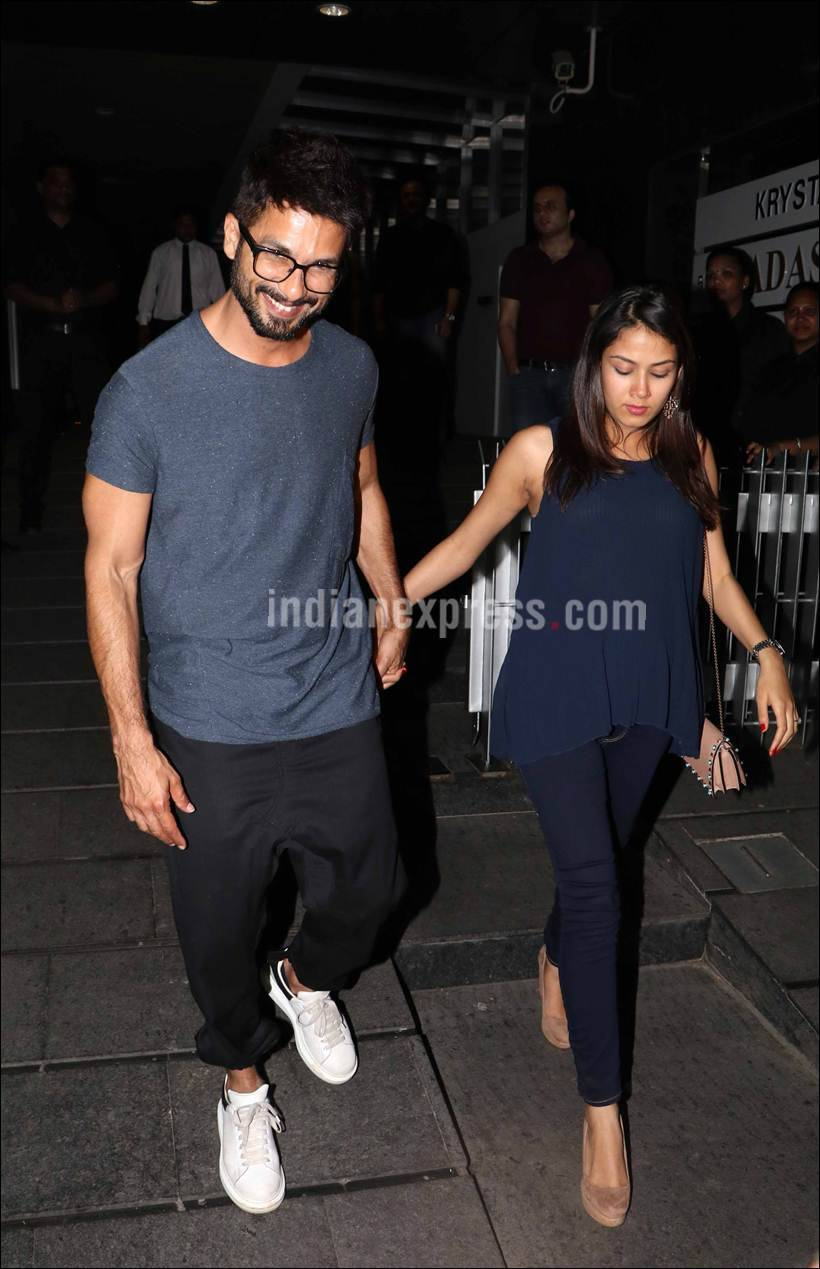 Shahid Kapoor, Mira Rajput, Shahid Kapoor wife, Shahid mira, Mira Rajput baby bump, Aftab Shivdasani, Aftab Shivdasani wife, Shahid mira pics, Mira Rajput photos, Mira Rajput recent pictures, Shahid Kapoor news, entertainment photos