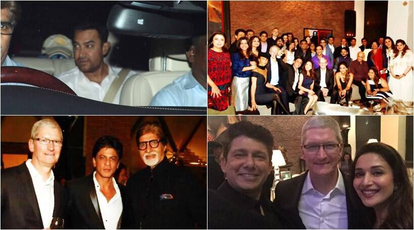 shah rukh khan, tim cook, srk tim cook, shah rukh khan pics, shah rukh khan tim cook pictures, srk tim cook pics, shah rukh khan party, srk party pics, amitabh bachchan, aishwarya rai bachchan, big b, aishwarya, aishwarya pics, aishwarya srk pics, madhuri dixit, farah khan, madhuri husband pics, emraan hashmi, emraan tim cook, mahesh bhatt, tim cook india pics, tim cook srk party pics, entertainment news, bollywood news, entertainment, bollywood