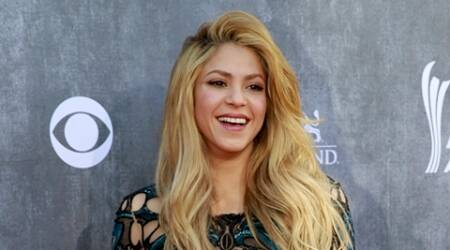 Shakira designs bald doll for cancer charity