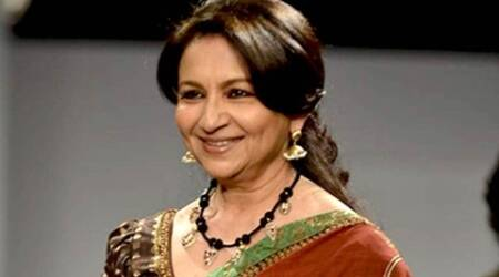 Real man shares wife's household work load: SharmilaTagore