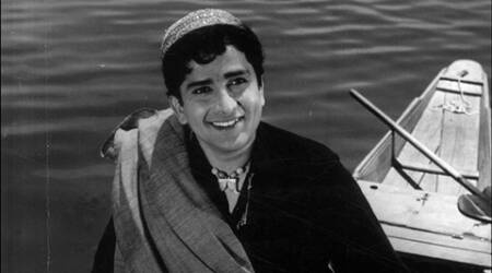 Biography of Shashi Kapoor released