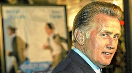 I didn't know I was so close to death: MartinSheen