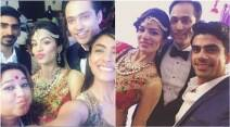 shikha singh, shikha singh marriage, shikha singh marriage pics, kumkum bhagya, shikha singh kumkum bhagya, shikha singh husband, shikha singh kumkum bhagya team, kumkum bhagya's alia wedding, alia marriage, karan, shikha singh karan marriage, shikha singh wedding pics, shikha singh photos, shikha singh insta pics, entertainment