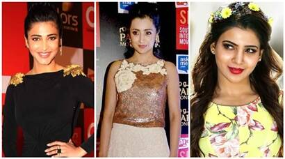 Shruti Haasan, Trisha Krishnan, Samantha Ruth Prabhu: Actresses who rule Southern cinema