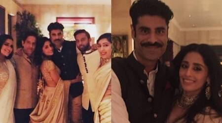 Has Anupam Kher's son Sikandar Kher called it quits with Sonam Kapoor's cousin?