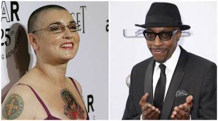 Sinead O'Connor 'amused' by Arsenio Hall lawsuit