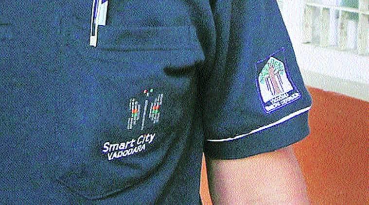 Smart City, t-shirts, Smart City t-shirts, Vadodara Municipal Corporation, VMC, gujarat news, gujarat Smart City, gujarat, Smart City logo