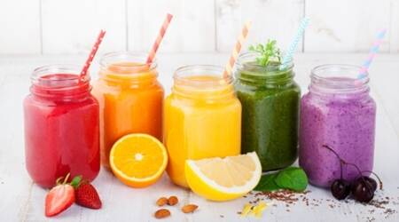 Keep healthy this Summer with easily made smoothies