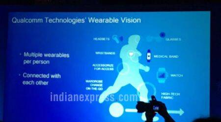 Computex, Computex 2016, Qualcomm, Qualcomm chipsets, Qualcomm chipsets for wearables, kids wearables, Snapdragon 1100, Android wear, fitness devices, Aricent, SurfaceInk, weBandz, Android, gadgets, technology, technology news