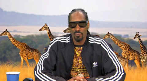 Filming for Snoop Dogg TV series sparks panic