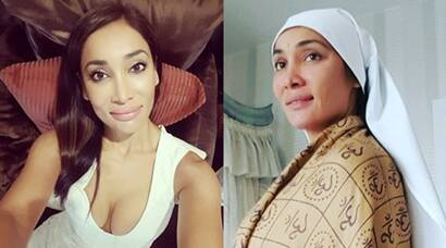 Bigg Boss 7 contestant and model Sofia Hayat is now a nun, see pics