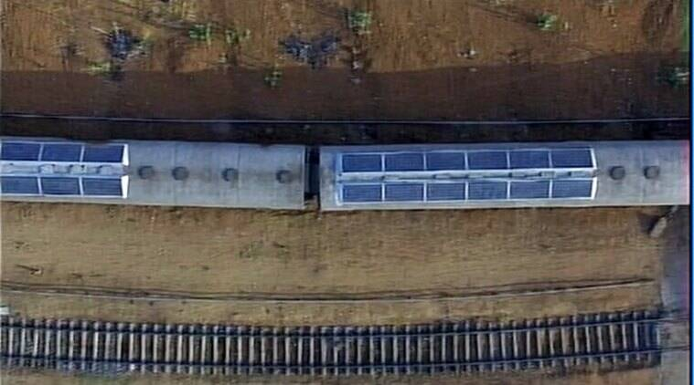 Solar train, Solar train India, Solar Train Jodhpur, Solar Train trial run, Solar train news