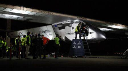 Solar Impulse 2 on world tour now headed to Oklahoma