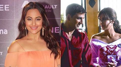 Sonakshi Sinha, Namastey England, Akshay Kumar, Namastey London sequel, Namastey England film, Namastey England cast, Sonakshi Sinha film, Sonakshi Sinha news, Sonakshi Sinha upcoming film, entertainment news