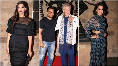 Aamir Khan, Sonam Kapoor, Kangana Ranaut, Ian McKellen at MAMI Film Club launch