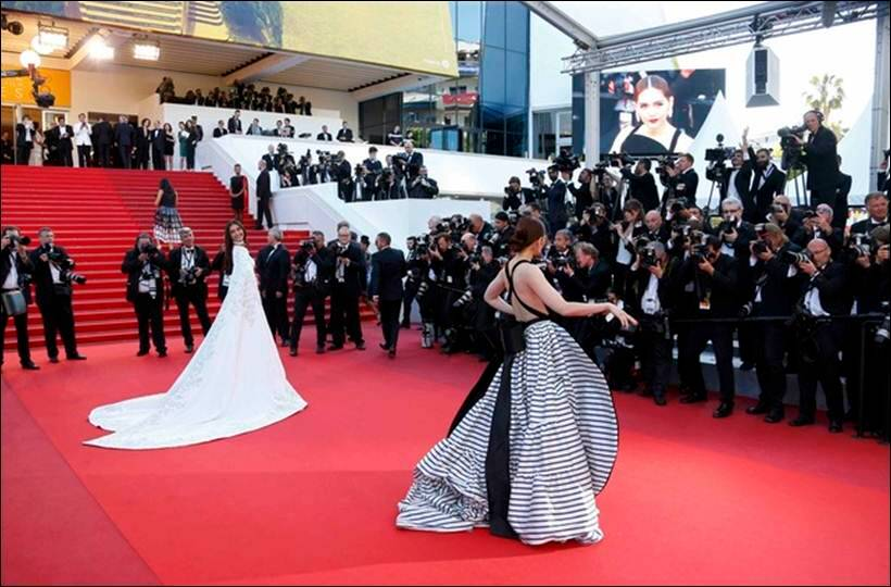 Sonam Kapoor, Sonam Kapoor cannes, cannes, cannes 2016, Sonam dress photos, neerja, sonam dress at cannes, sonam dress, Sonam Kapoor look, Sonam Kapoor photos, Sonam Kapoor news, Sonam at cannes, entertainment photos