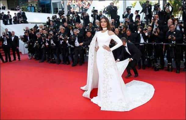 Sonam Kapoor, Sonam Kapoor cannes, cannes, cannes 2016, Sonam dress photos, neerja, sonam dress at cannes, sonam dress, Sonam Kapoor look, Sonam Kapoor photos, Sonam Kapoor news, Sonam at cannes, entertainment photos