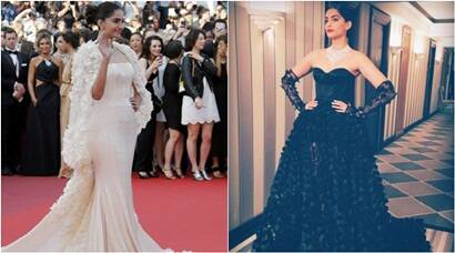 sonam kapoor, cannes, cannes 2016, sonam kapoor cannes, sonam kapoor cannes pics, sonam kapoor pics, sonam kapoor photos, sonam kapoor gown, cannes film festival, sonam kapoor cannes red carpet, cannes red carpet, sonam kapoor red carpet, sonam kapoor pictures, cannes pics, cannes 2016 pics, cannes photos, cannes 2016 photos, entertainment