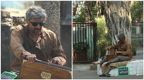Watch: Sonu Nigam goes unrecognised as old street musician