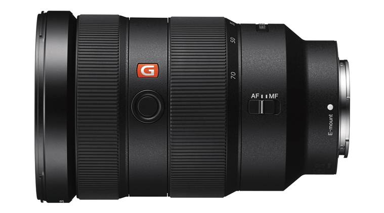 Sony's new G Master brand of professional full frame lenses feature new SSM motor system for autofocus (Source: Sony)