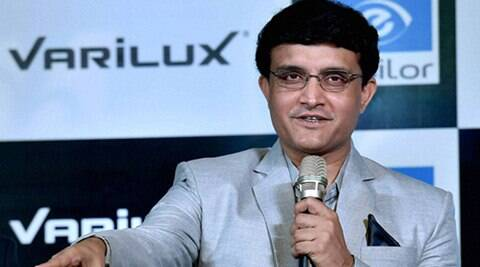 Sourav Ganguly at an event in Kolkata