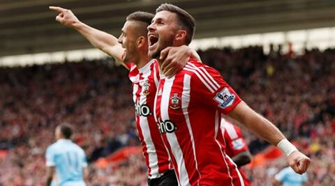 Southampton v Manchester City - Barclays Premier League
