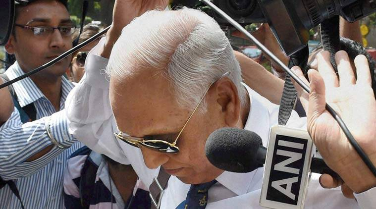 CBI, SP Tyagi, former Indian Air Force, SP Tyagi arrested, AgustaWestland, VVIP helicopter deal, India news, Indian Express