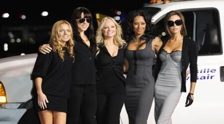 Spice Girls record new song
