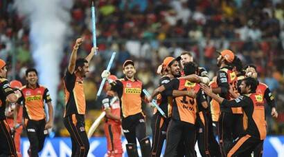 IPL 2016 Final: Pacers take SRH to maiden IPL title win