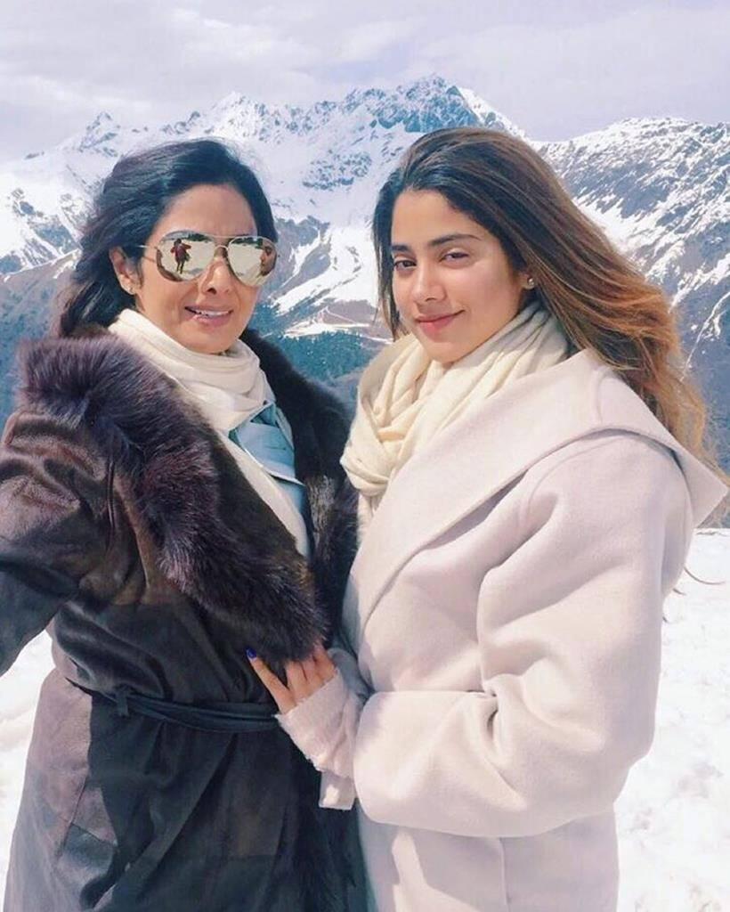 Revealed: Sridevi's Daughter Janhvi Kapoor To Make Her Bollywood Debut With This Movie