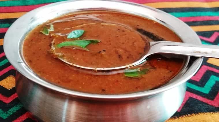 Srirangam Vatha Kuzhambu_759_Bhojana Recipes