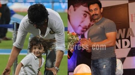 Happy AbRam likes the toys: Aamir Khan