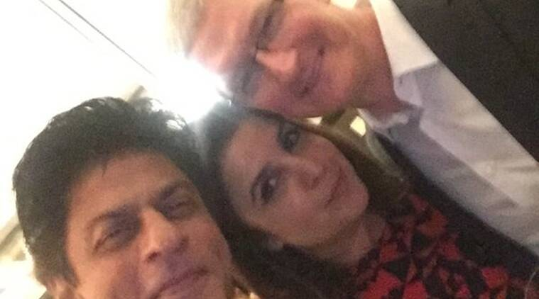 SRk, Shah Rukh Khan, Farah Khan, Sania Mirza, Apple CEO, Tim Cook, Aishwarya Rai Bachchan, Farah Khan news, Amitabh Bachchan, Entertainment news