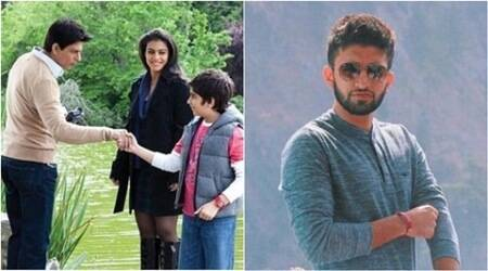 Remember Kajol, Shah Rukh Khan's son in 'My Name Is Khan'; he's a bearded mannow