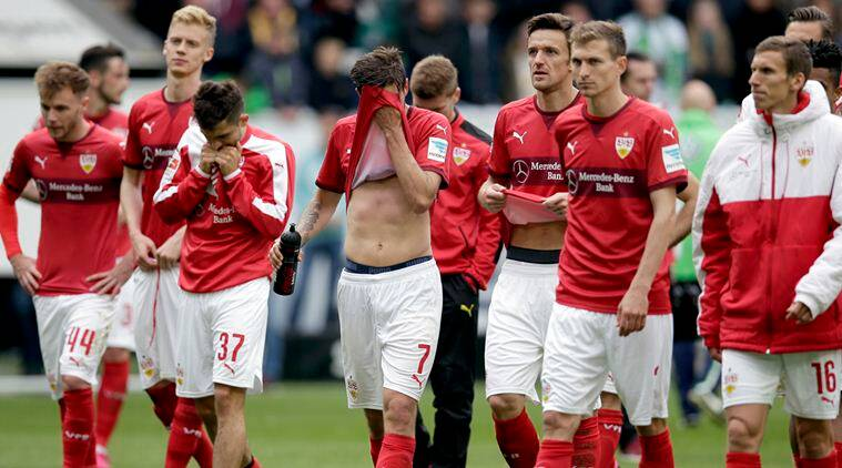 Stuttgart, Werder Bremen, Eintracht Frankfurt, Bundesliga relegation, Bundesliga, Bundesliga table, German league table, football news, football