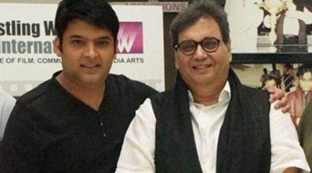 Subhash Ghai, Kapil Sharma, The Kapil sharma show, Tanmay Bhatt, Tanmay bhatt video, Subhash ghai twitter, Entertainment news