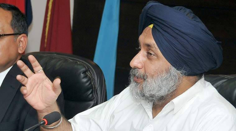 Sukhbir Badal, Badal, Sukhbir Singh Badal, Punjab, Punjab deputy chief minister Sukhbir Badal, Punjab Polls, Punjab assembly elections 2017, Punjab elections, AAP, Punjab AAP, SAD, BJP, SAD-BJP alliance, Punjab news, arvind kejriwal, india news