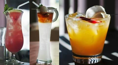 Five delicious refreshing summer cocktails you can make with coconut water