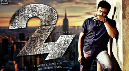 '24' was destined to be made with Suriya: Vikram Kumar