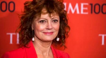 Hollywood makes me self-conscious: Susan Sarandon